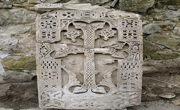 Unique 12th-century Khachkar of the Mayravank Monastery