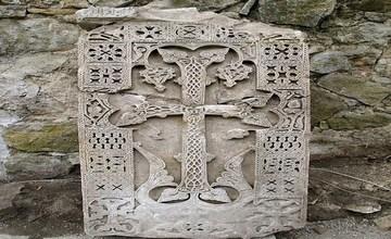 Unique 12th-century Khachkar of the Mayravank Monastery
