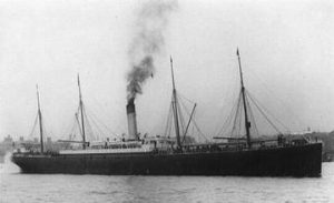 The SS Armenian – Sunken During the Genocide