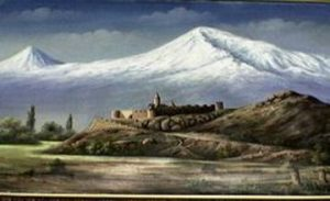 My Armenia – Echo on the Peak of Ararat