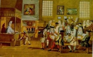 The First Coffee Houses in Europe