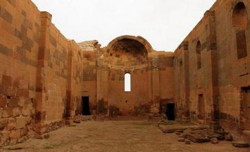 An Early Christian Armenian Church – Yererouk Basilica