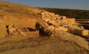 Jar-Burial Found in Tigranakert of Artsakh