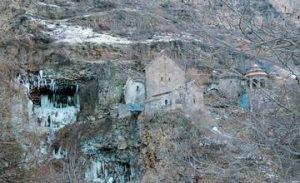 Kobayravank, the Pearl of the Debed Canyon
