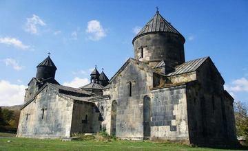 Tegher Monastery – Aragatsotn, Armenia