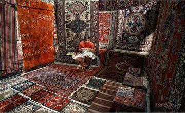 Armenian Carpets – CNN The Silk Road