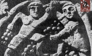 "Ancient Armenian ""Kokh"" Wrestling"