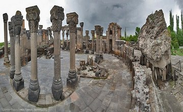 Zvartnots – The Mysterious Temple of Watchful Spirits