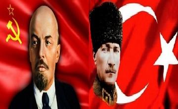 Proposal of Ataturk to Soviet Russia