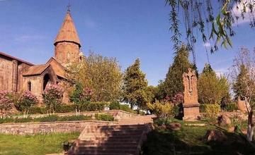Surb Marine Church – Ashtarak, Armenia