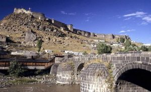 Ancient Armenian Fortress of Kars