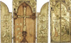 The Armenian Skevr Reliquary – 1293 AD