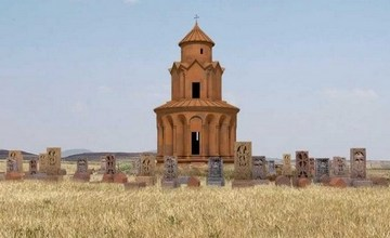 Gagkashen Church – An Attempt to Recreate the Zvartnots Temple