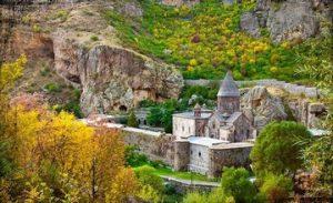 Geghard Monastery – Armenia