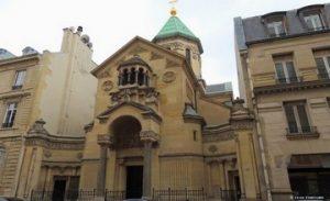The Armenian Church of Paris