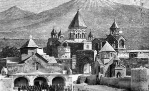The Plundering of the Mother See of Holy Etchmiadzin