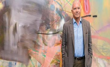 Larry Gagosian – The King of the Market of Modern Artwork