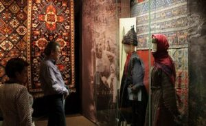 Armenian Folk Art Displayed in Museums
