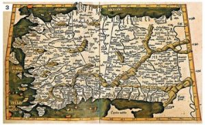 Armenia on Ancient Maps of the World