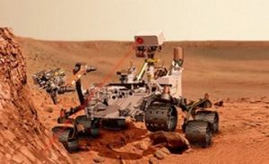 Armenians in the NASA Mars Curiosity Mission