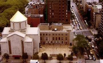St. Vartan Armenian Cathedral in New York