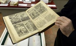 Armenian Rare Books at an Exhibition