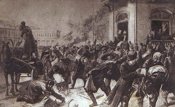 Armenian–Tatar (Azerbaijani) Massacres of February 1905