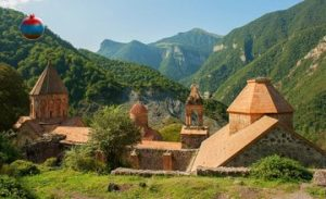 The Artsakh Diocese of the Armenian Apostolic Church