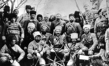 The Defense of Sasun – Western Armenia, 1904