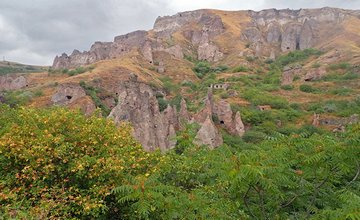 Urts Ridge, Armenia – Three New Caves