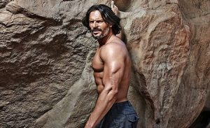 "Joe Manganiello – ""I am Half-Armenian, Half-Sicilian"""