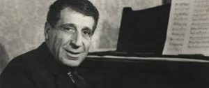 """Poet Andrey Dementiev once said: """"I have worked with Babajanian quite a lot. He was so in love with life, there was so much humor and humanity in him. His music was begotten by his kindness. He had an intuition for the beautiful. Arno Babajanian remained a composer of light and joy."""""""
