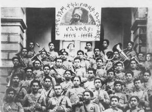 Forty Armenian Orphans