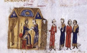 King of Armenia Gagik II - The Byzantine Conspiracy
