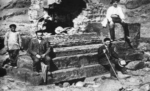 The Last Photo of Ashot II Yerkat's Grave