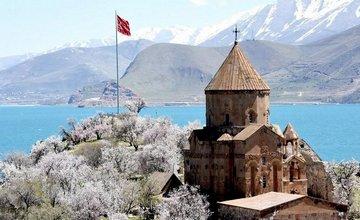 Armenian Surb Khach Church Claimed to be Turkish