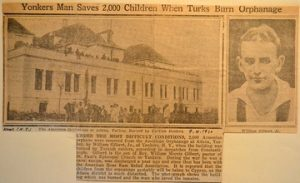 William Morris Gilbert Jr. – A Witness to the Genocide