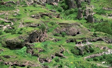 Tens of Thousands of Grottoes and Caves in Armenia