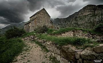The Armenian Church of the Holy Host
