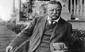 Theodore Roosevelt Urged to Fight