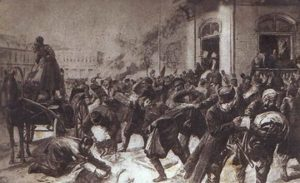 Baku - August 1905 - The Second Pogrom of Armenians