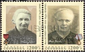 Karen Jeppe - Danish friends of Armenians