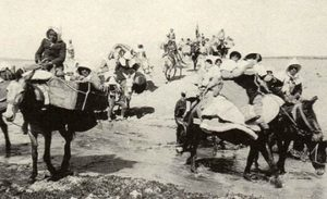 Evacuation of Armenian Orphans