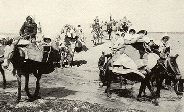 Evacuation of Armenian Orphans