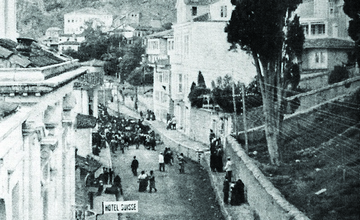 Photo of the Forcible Deportation of Armenians