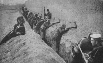 Photo of the Armenian Self-Defense of Van