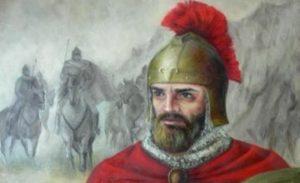 Sparapet Vardan Mamikonyan