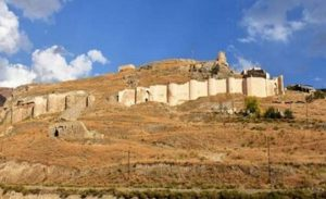 Turks Attribute an Armenian Fortress