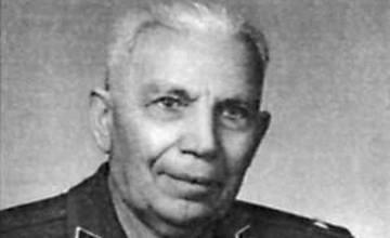 History of Armenian Intelligence Officer