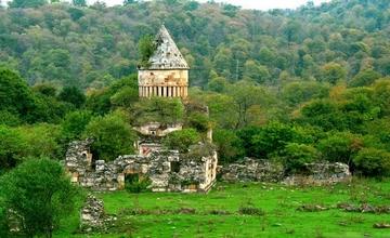 The Town of Stepanavan - Armenia
